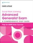 Social Work Licensing Advanced Generalist Exam Guide : A Comprehensive Study Guide - eBook