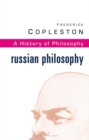 History of Philosophy : Russian Philosophy Vol 10 - Book