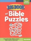 Big Book of Bible Puzzles for Early Childhood - Book