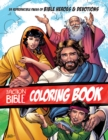 The Action Bible Coloring Book : 55 Reproducible Pages of Bible Heroes and Devotions - eBook