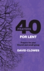 40 Prayers for Lent - eBook