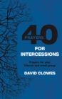 40 Prayers for Intercessions - eBook