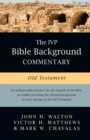 The IVP Bible Background Commentary: Old Testament - eBook