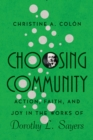 Choosing Community - eBook