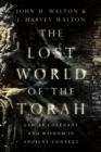 The Lost World of the Torah - eBook