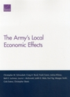 The Army's Local Economic Effects - Book