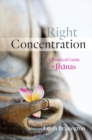 Right Concentration - eBook