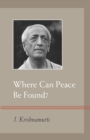 Where Can Peace Be Found? - eBook