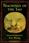Teachings of the Tao - eBook