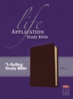 Life Application Study Bible : New King James Version, Burgundy Bonded Leather, Thumb Indexed - Book