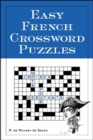 Easy French Crossword Puzzles - Book
