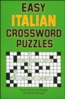 Easy Italian Crossword Puzzles - Book