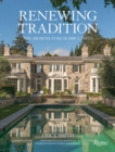 Renewing Tradition : The Architecture of Eric J. Smith - Book