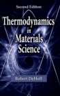 Thermodynamics in Materials Science - Book