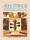 All for Strings Book 1 String Bass - Book