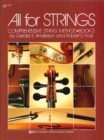 All for Strings Book 3 String Bass - Book