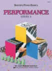 Bastien Piano Basics: Performance Level 1 - Book