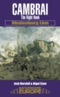 Cambrai: the Hindenburg Line - Book