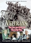 Veterans: the Last Survivors of the Great War - Book