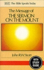 The Message of the Sermon on the Mount : Christian Counter-culture With Study Guide - Book