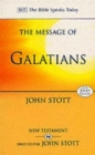 The Message of Galatians : Only One Way With Study Guide - Book