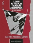 Learn as You Play Trombone / Euphonium (Treble Clef) : Tutor Book - Book