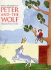 Peter and the Wolf Children's Book with Easy Piano Pieces : Easy Piano - Book