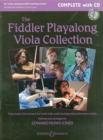 The Fiddler Playalong Viola Collection : Viola Music from Around the World: Viola/Easy Viola / Piano/Viola Accompaniment - Book