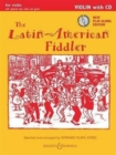The Latin-American Fiddler : Violin - Book