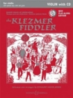 The Klezmer Fiddler : Violin - Book
