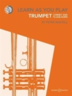 Learn As You Play Trumpet, Cornet and Flugelhorn - Book