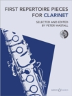 First Repertoire Pieces for Clarinet - Book
