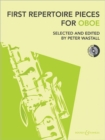 First Repertoire Pieces for Oboe : With Piano Accompaniment - Book