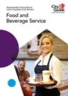 Level 2 Hospitality Team Member - Food and Beverage Service: Apprenticeship Training Manual - Book