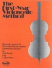 The First-Year Cello Method - Book