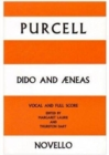 Henry Purcell : Dido And Aeneas - Vocal Score - Book