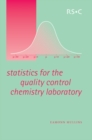 Statistics for the Quality Control Chemistry Laboratory - Book