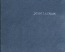 John Latham : Time-base and the Universe - Book