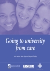 Going to University from Care - eBook