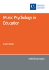 Music Psychology in Education - eBook