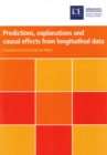 Predictions, explanations and causal effects from longitudinal data - eBook