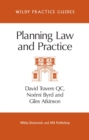 Planning Law and Practice - Book
