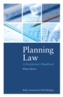 Planning Law: A Practitioner's Handbook - Book