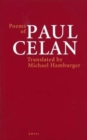Poems of Paul Celan - Book
