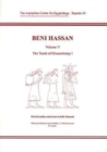 Beni Hassan Volume V : The Tomb of Khnumhotep l - Book