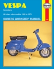 Vespa Scooters (59 - 78) - Book
