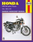 Honda CB750 Sohc Four (69 - 79) - Book