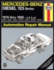 Mercedes-Benz Diesel 123 Series (76 - 85) - Book