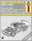 Mercedes-Benz 350 & 450 (71 - 80) - Book