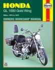 Honda Gl1000 Gold Wing (75 - 79) - Book
